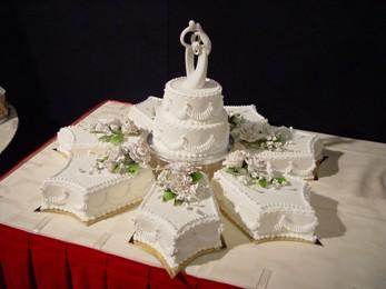 Bruidstaart by Fiorello