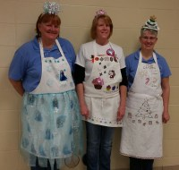 Best Christmas Apron Contest at Dell Rapids Elementary ...