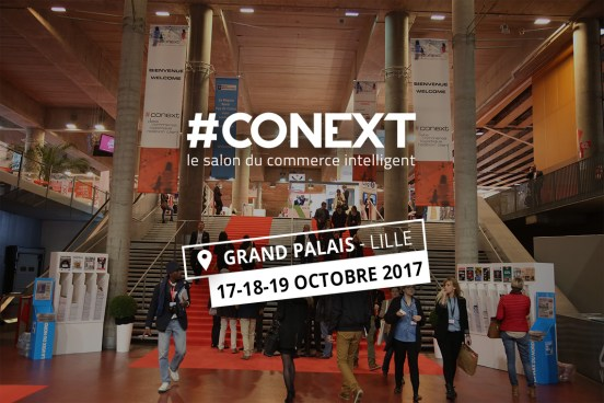 Conext, le salon du commerce intelligent