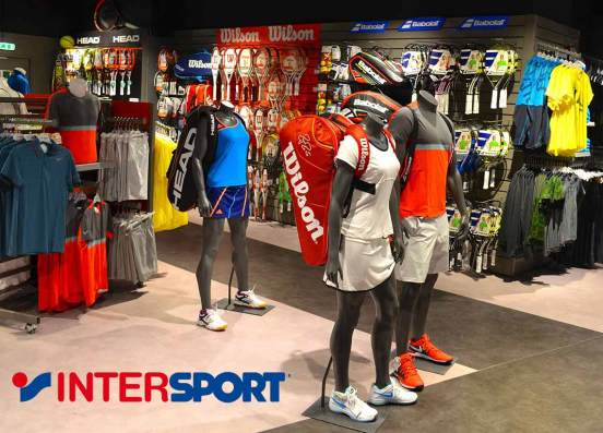 Intersport digitalisation sport LUNDI MATIN