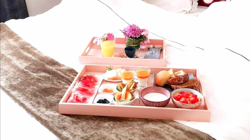 colazione hotel red's hotel