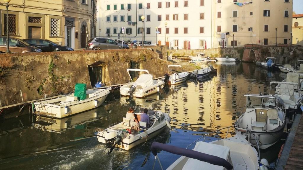Livorno fossi