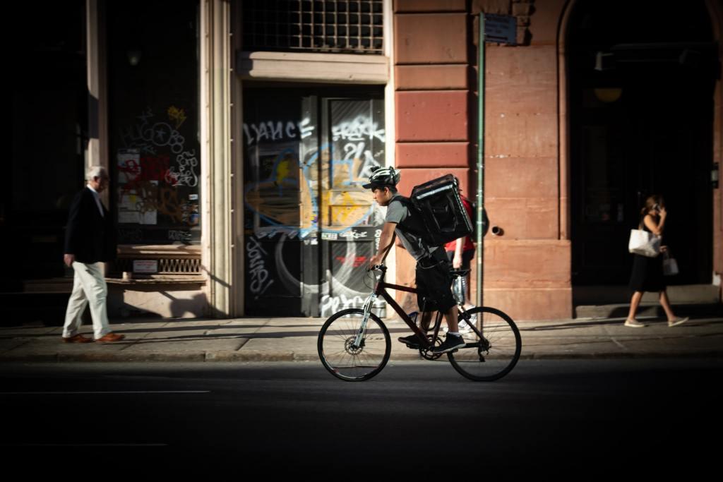 Delivery Viale Monza