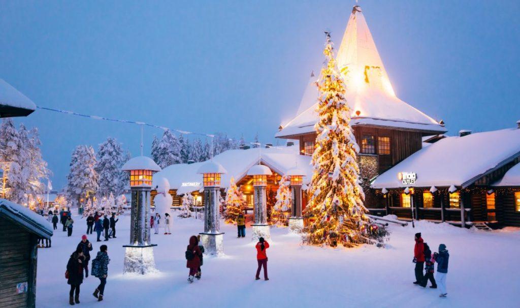 hygge clima natalizio