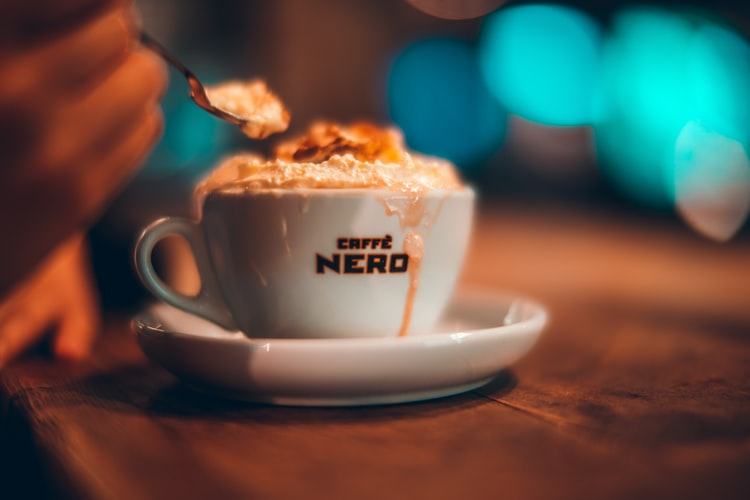 #Adventcoffee