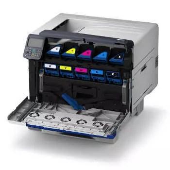Impressoras coloridas c941