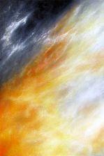 Dancing Nebula, 61 x 91cm