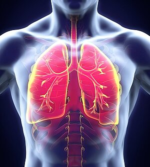 lung disease healthcare