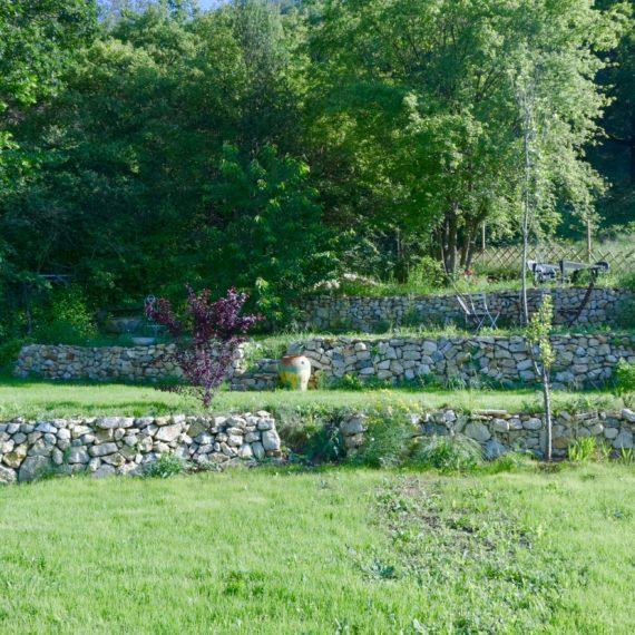 Jardin privé de l'Unicorne