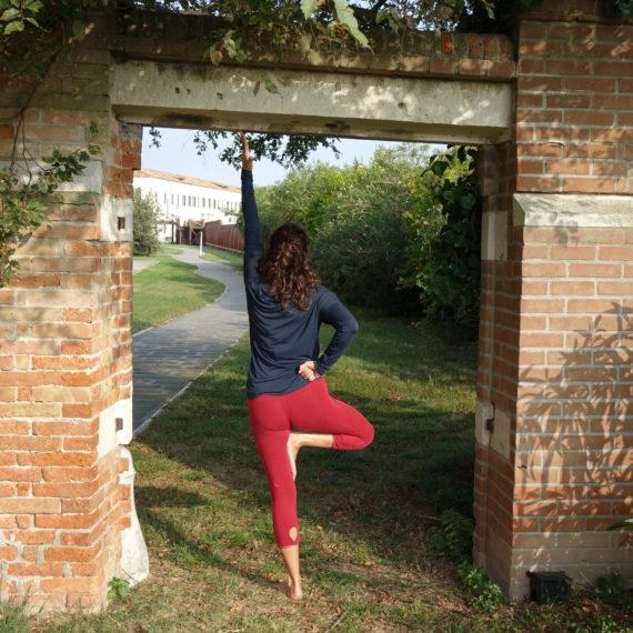 Alessandra arbre de vie Yoga