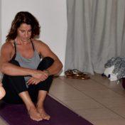 Alessandra yoga patta