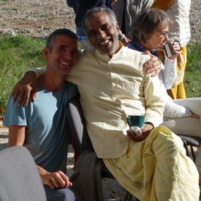 Jayaprakash et Jean-Christophe