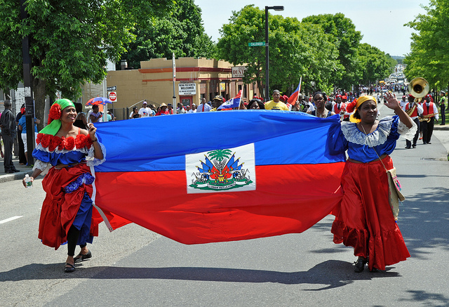 Haitian Flag Day  New Yorl