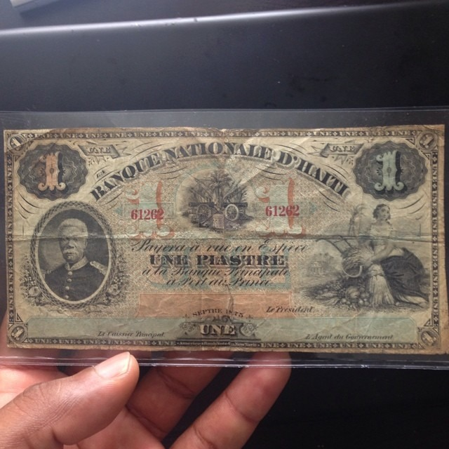 haiti money
