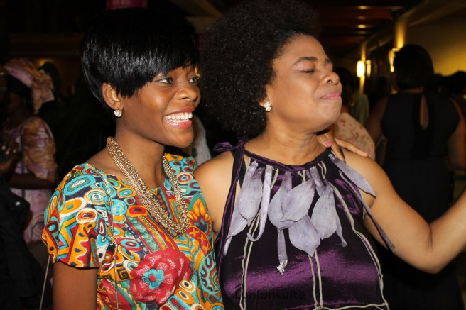 Me & Maguy on closing night.