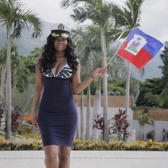 Karen Civil In Haiti On Haitian Flag Day Preparing For Livecivil