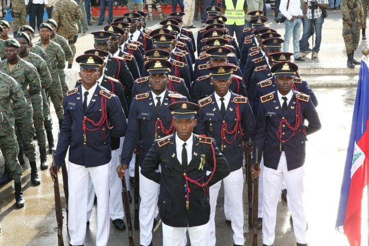 Image result for Haiti new military