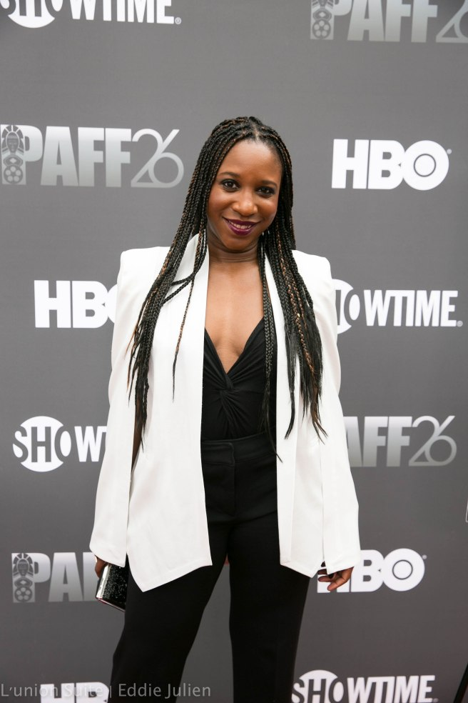 Executive Producer Lisa Wilson attends 'Lalo's House' Red Carpet Screening at Cinemark Baldwin Hills Crenshaw