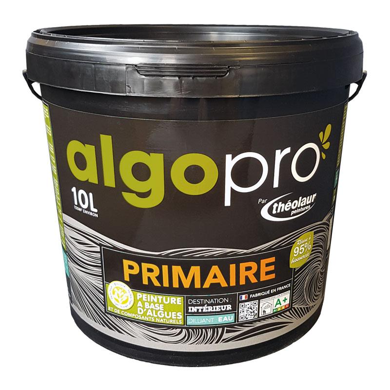 sous couche naturelle bio sourcee a base d huile vegetale et d algues pour murs plafonds et boiseries algo pro primaire 10l