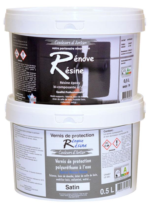 multisupport epoxy renove resine