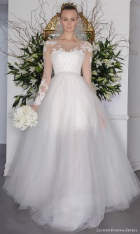 Top 10 Style Trends for 2016 Wedding Dress - Lunss Couture