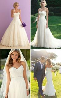 wedding hair to suit strapless dress best hairstyles for ...