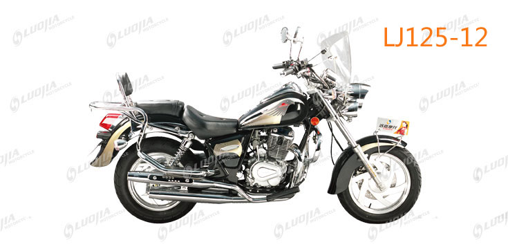 Luojia 125cc cruiser motorcycle