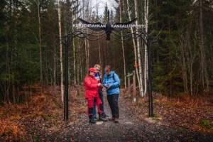 Kurjenrahkan kansallispuiston suosio jatkaa kasvuaan