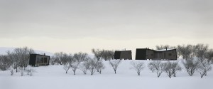 Urho Kekkosen kansallispuiston Rautulammelle rakennetaan uutta perinteitä kunnioittaen