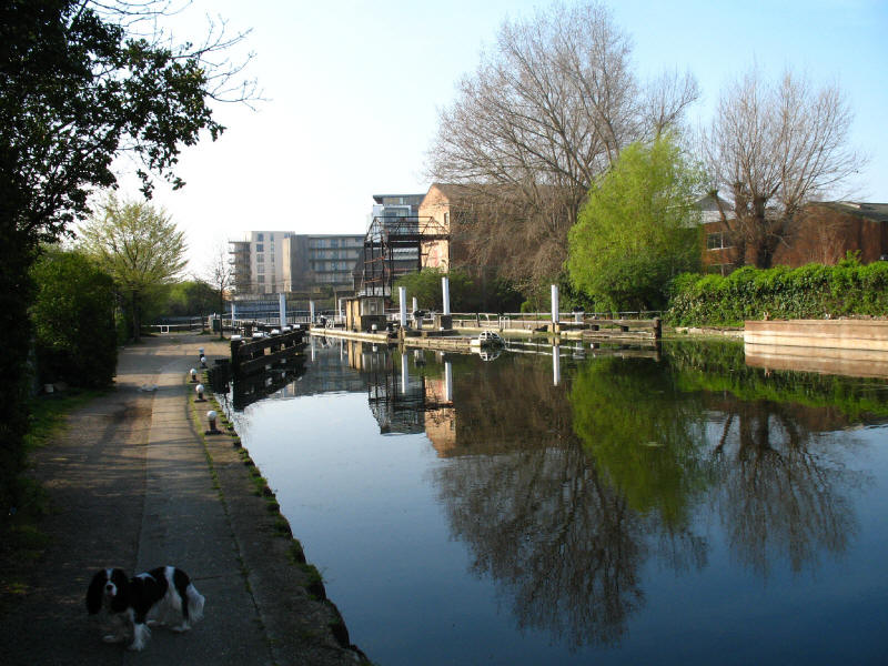 East London Canals Lee Navigation Regents Canal