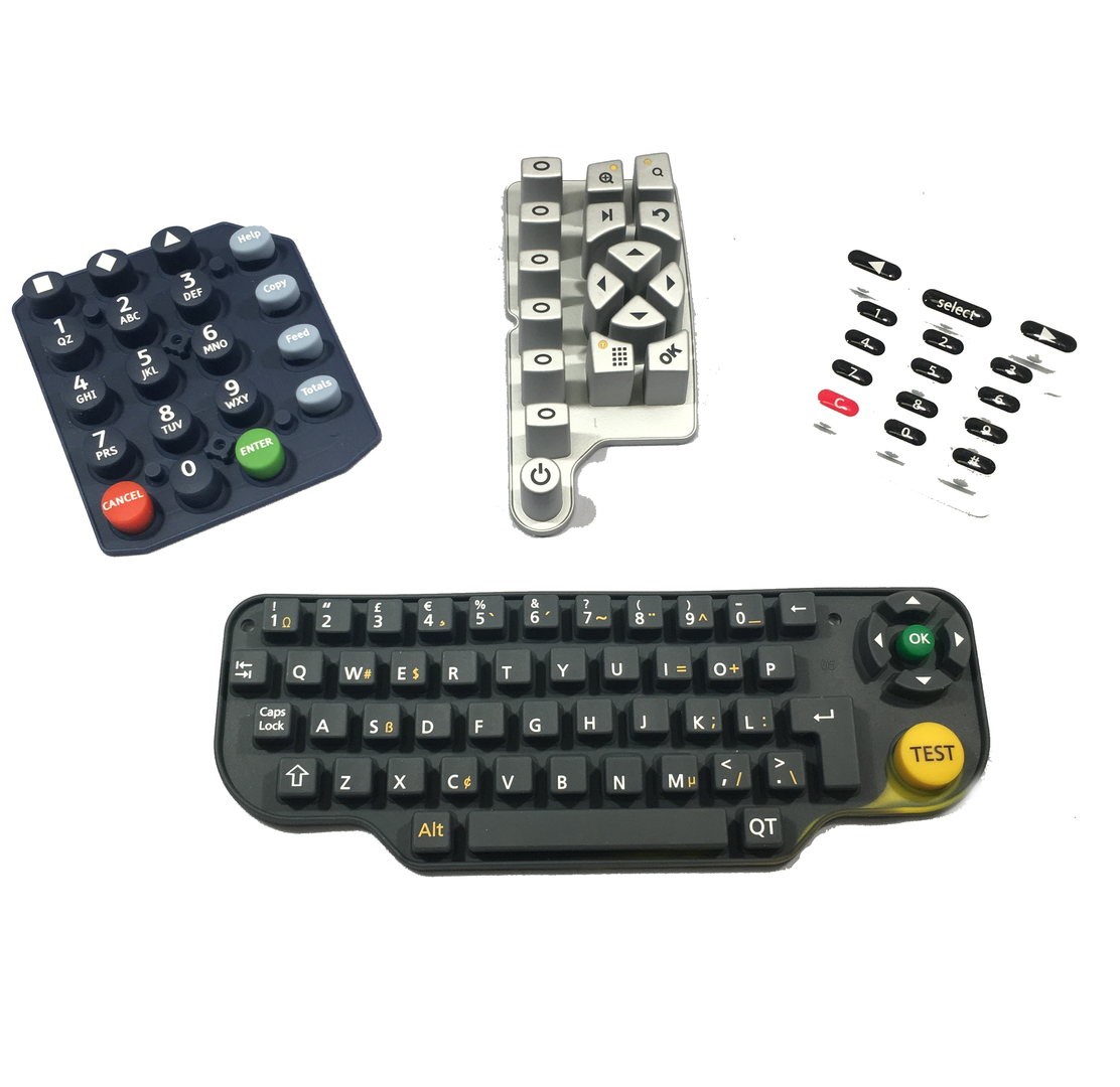 5 Major Process keypad manufacturers use for silicone switch production in 2021?