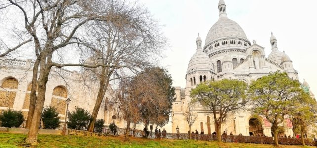 Parigi, Basilica del Sacro Cuore