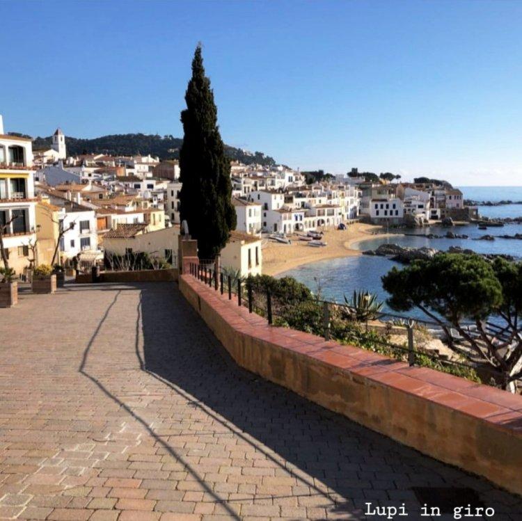 Il Camino de Ronda, da Calella de Palafrugell Lanfranc