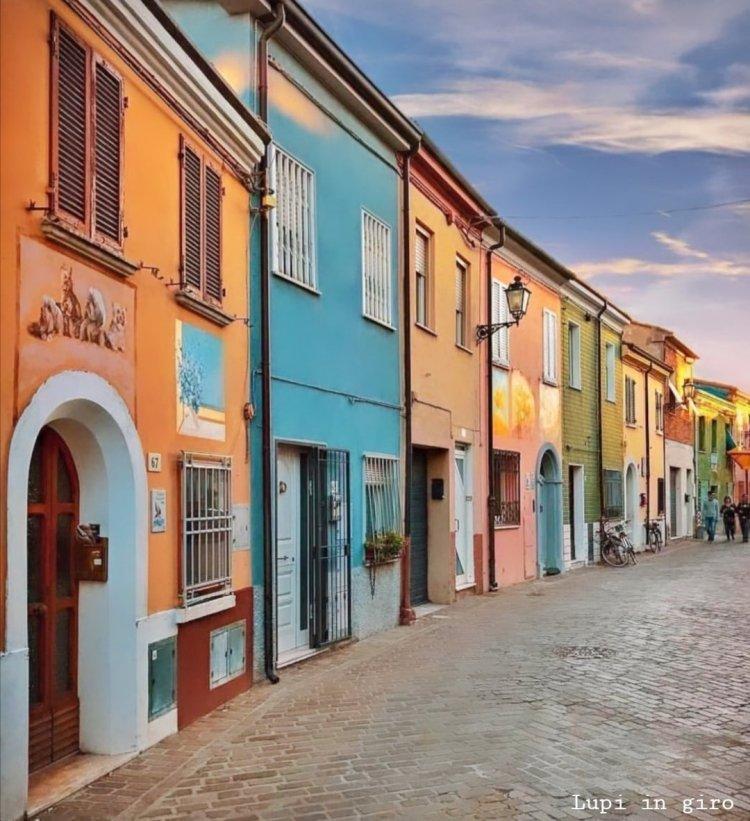 Le vie colorate di Borgo San Giuliano