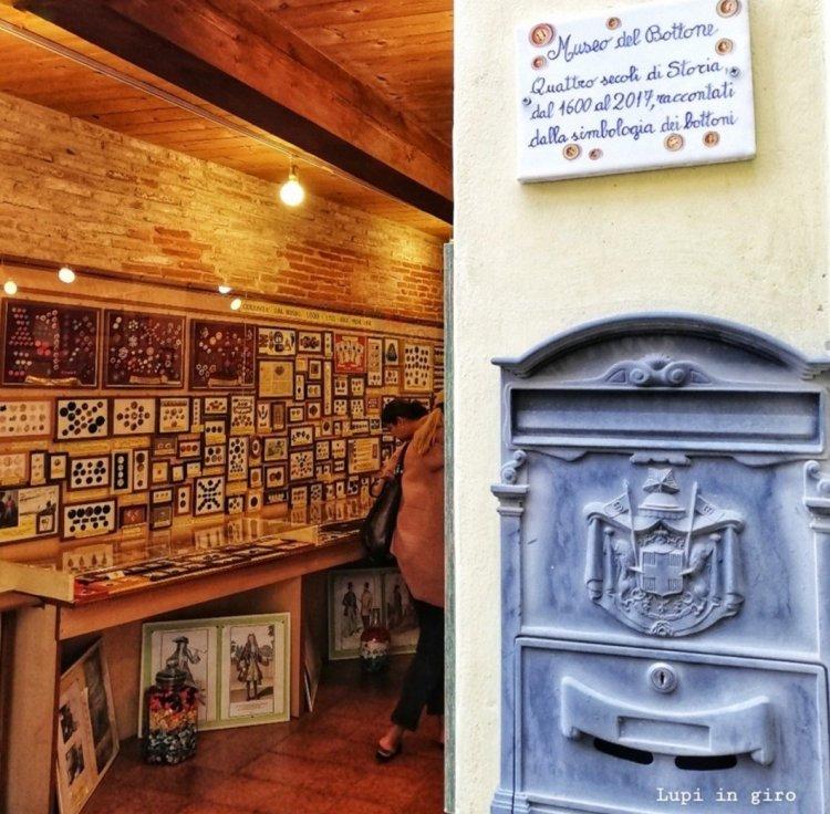 Museo del Bottone, Santarcangelo di Romagna (RN)