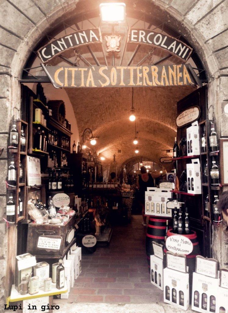 Cantina Ercolani, l'itinerario in Val d'Orcia in auto