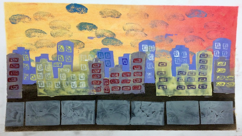Read more about the article My First Art Class – Week 4