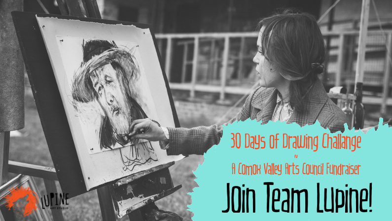 Read more about the article 30 Days of Drawing Challenge