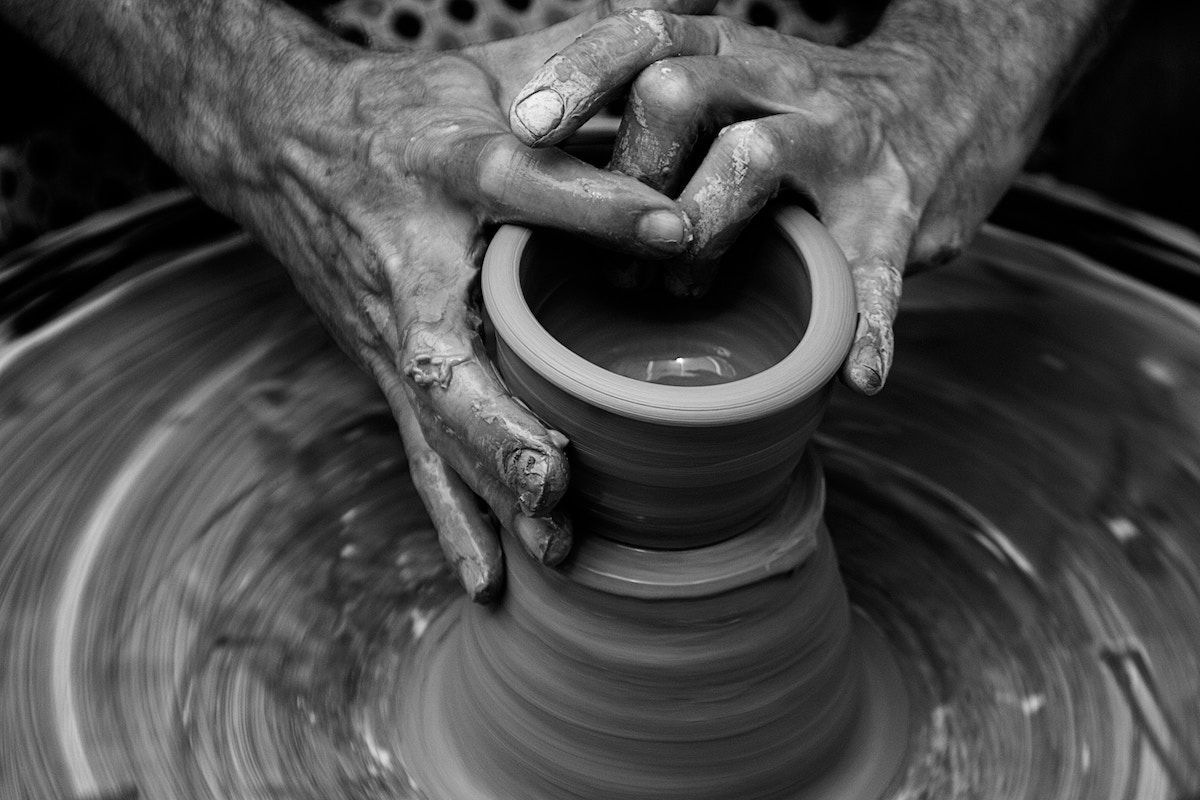 Pottery Wheel Semi-Private Lessons