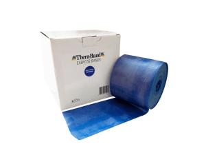Faixa Elástica Thera Band Azul (Extra Forte) 45,7m