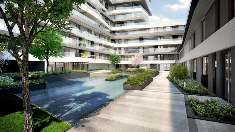 Axis Wohnhochhaus Frankfurt  Lupp Startseite