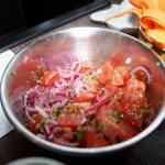 Tomaten Tandoore-Hähnchen Hello fresh