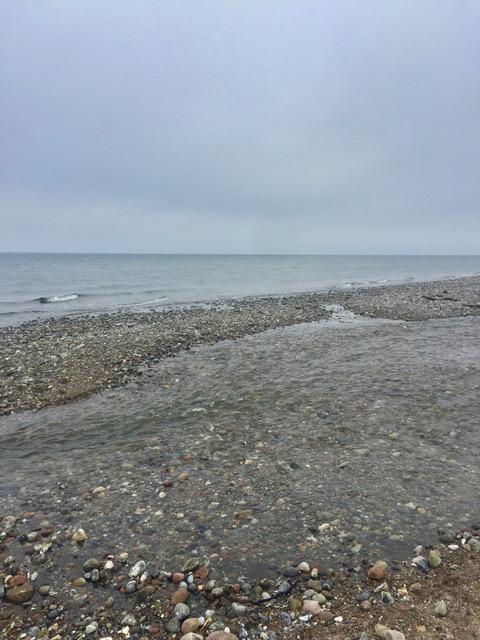 Ostsee bei Hohenfelde