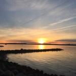 Sonnenuntergang März 2017