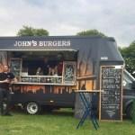 Johns Burger in Laboe