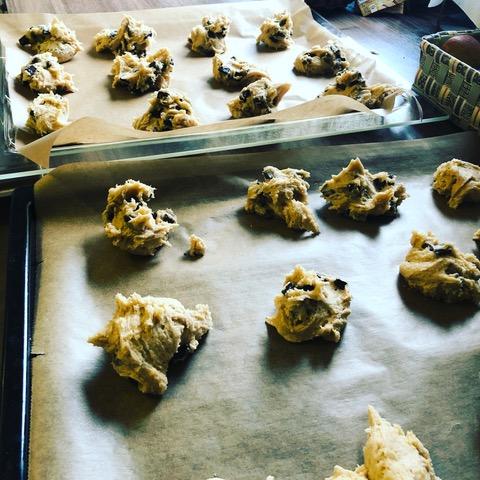 Cookies wollen wir werden
