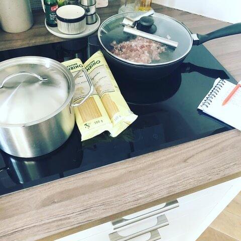 Abendessenbausatz
