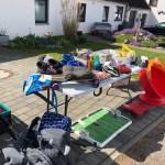 Flohmarkt - Im Mai 2019
