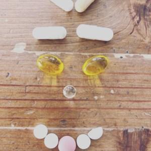 Smilie aus Tabletten - Coimbra-Protokoll bei Lupus - wie es ist