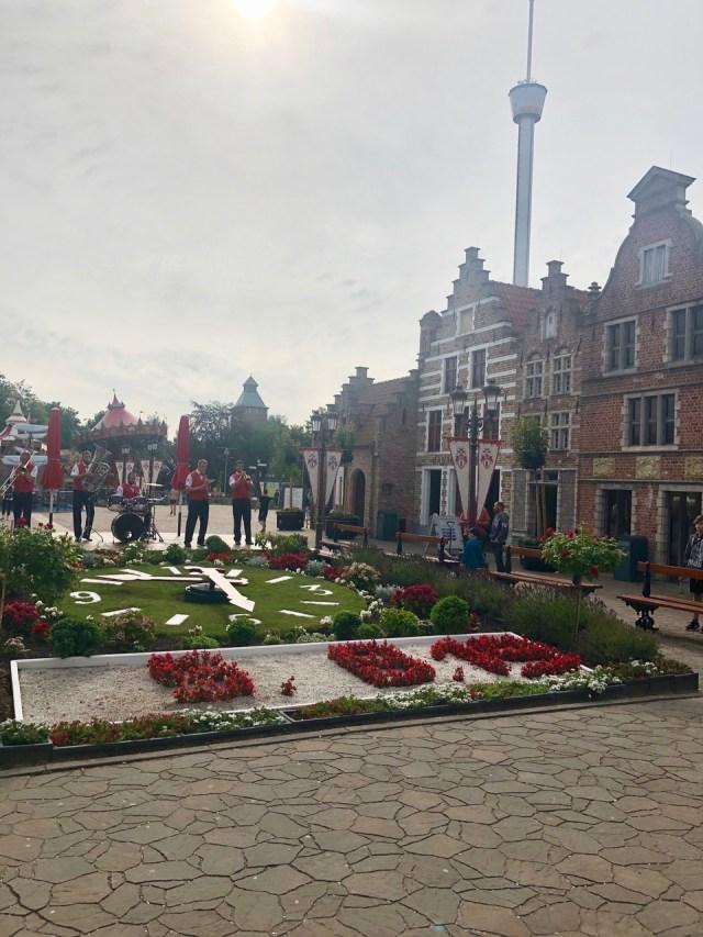 Eingangsbereich Hansapark - #WMDEDGT im August 2019
